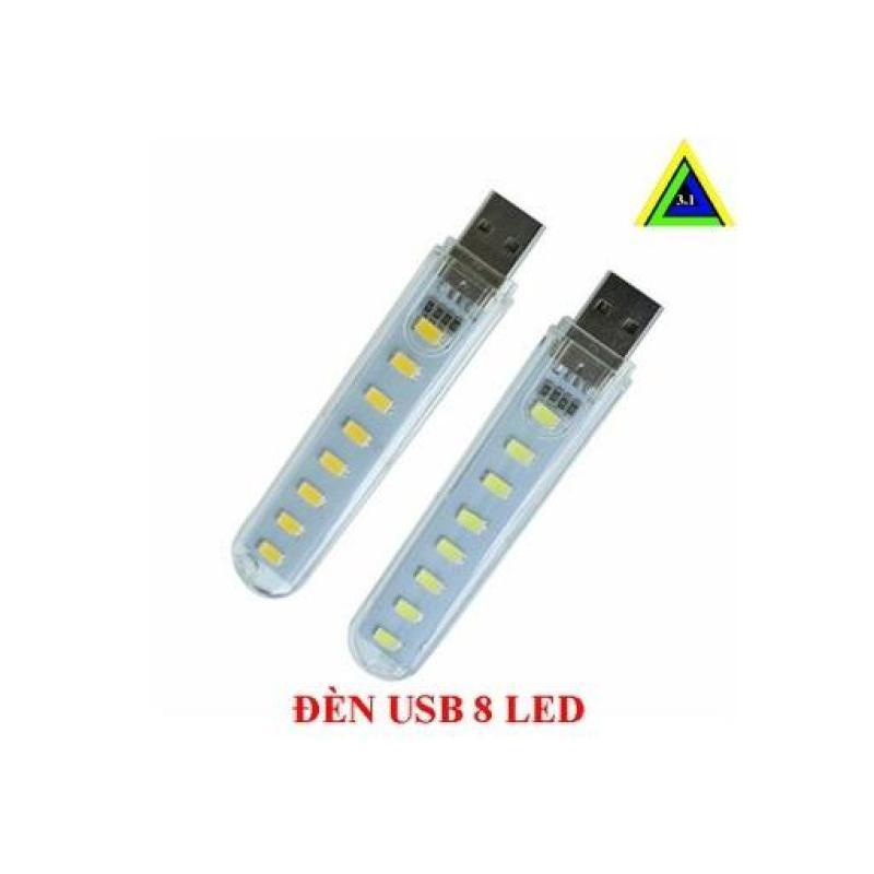 Bảng giá Đèn 8 LED USB Phong Vũ