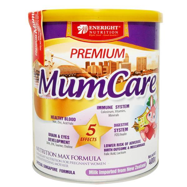 Bán Bộ 2 Hộp Sữa Premium Mumcare 400G Danh Cho Mẹ Bầu Trực Tuyến Vietnam