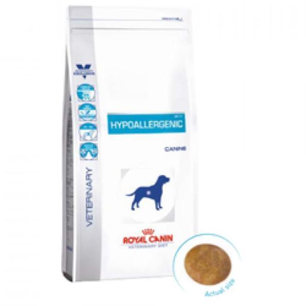 ROYAL CANIN HYPOALLERGENIC - THỨC ĂN CHÓ BỊ DỊ ỨNG