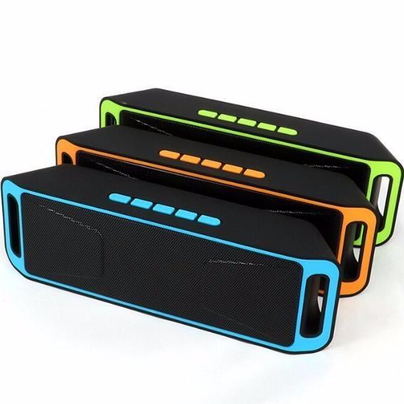 Giá Bán Loa Bluetooth Di Động Nhỏ Gọn S208 Trong Hồ Chí Minh