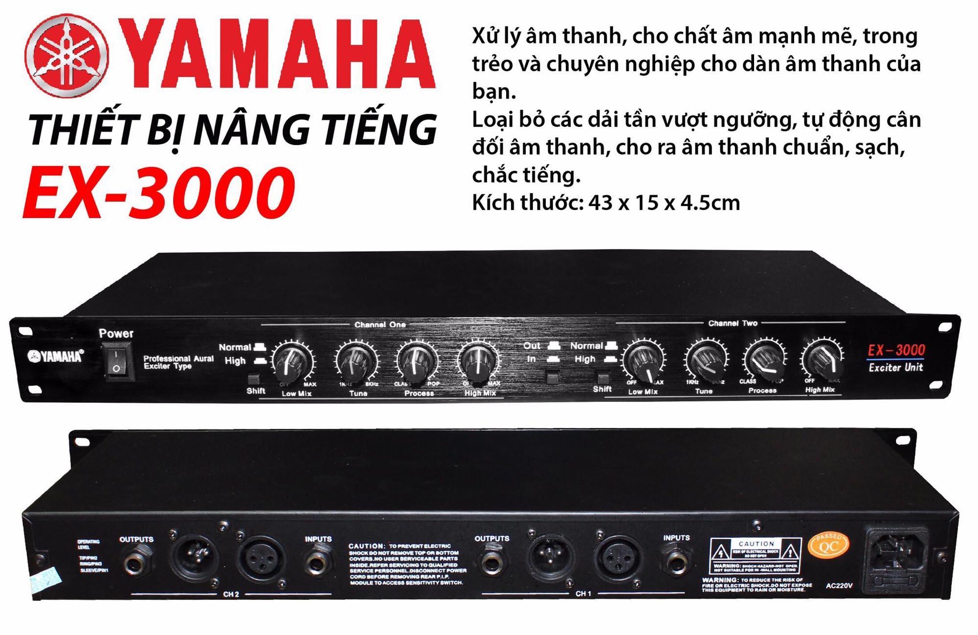 Bán May Nang Tiếng Yamaha Ex 3000 Trực Tuyến Hồ Chí Minh
