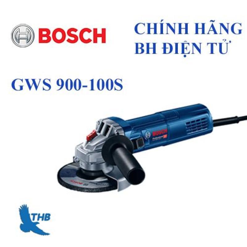 Máy mài góc nhỏ Bosch GWS 900-100 S ( Điều chỉnh tốc độ)