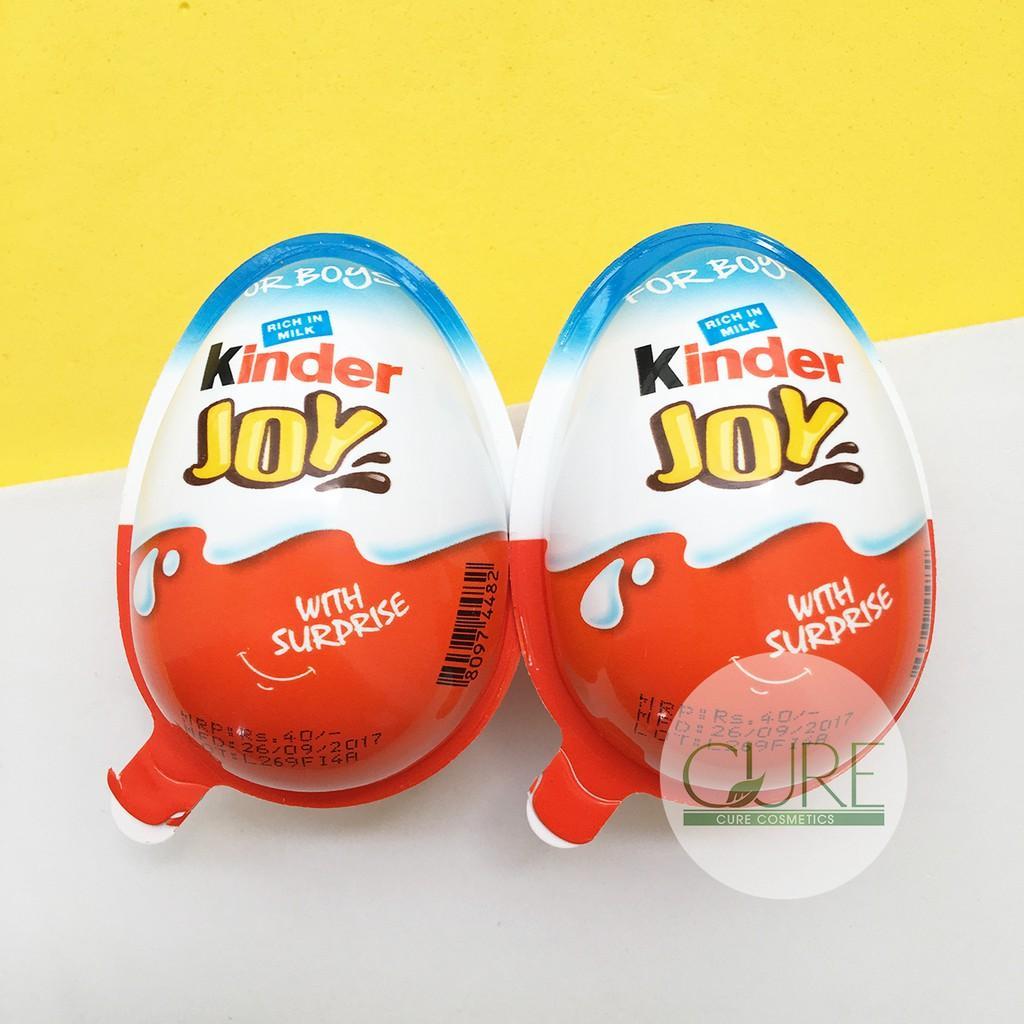 Hình ảnh Socola hình quả trứng Kinder Joy 20g