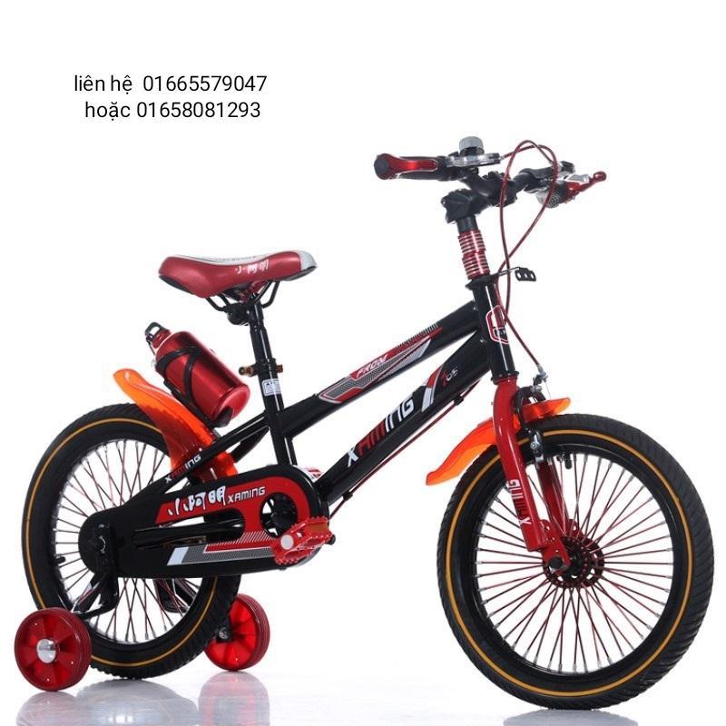 xe đạp cho bé size 12 đến 20, bé từ 4 đến 12 tuổi