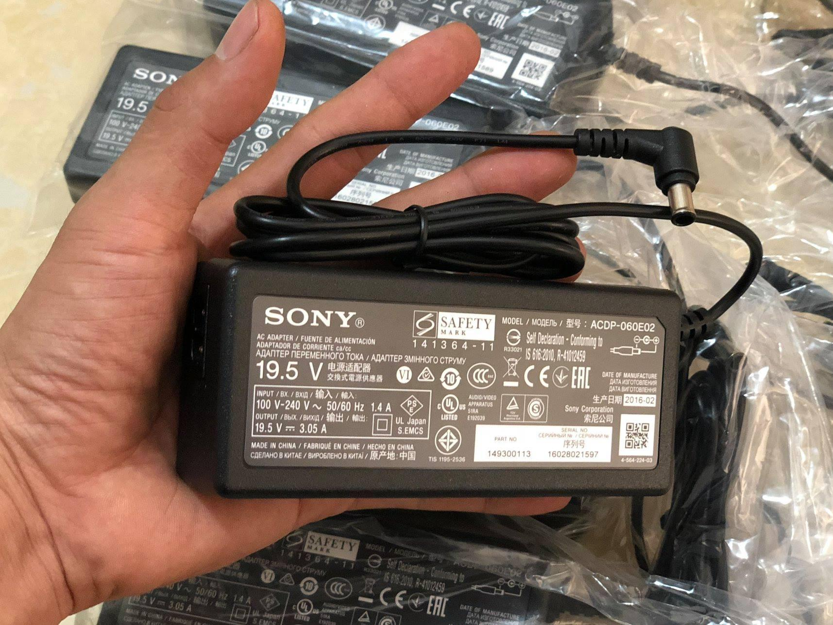 Bảng giá Adaptor Tivi Sony 19,5v 3.05a