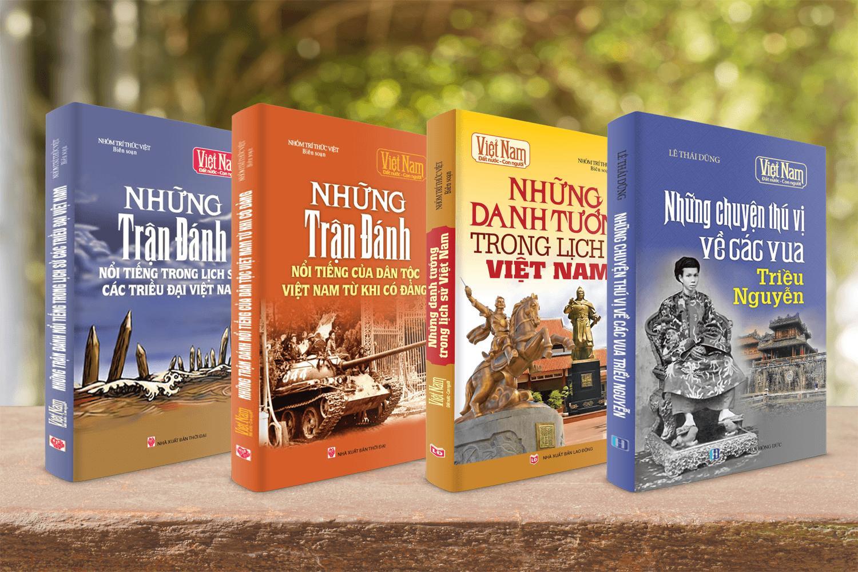 Mua Sách Combo bộ sách Lịch sử Việt Nam đất nước con người 4