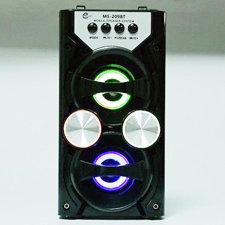Hình ảnh Loa Bluetooth xách tay - 209BT âm thanh to