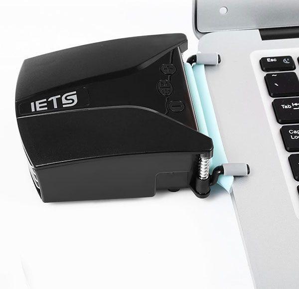 Hình ảnh Quạt hút tản nhiệt IETS GT202 Cao cấp – Giảm nhiệt độ cho Laptop - Kmart