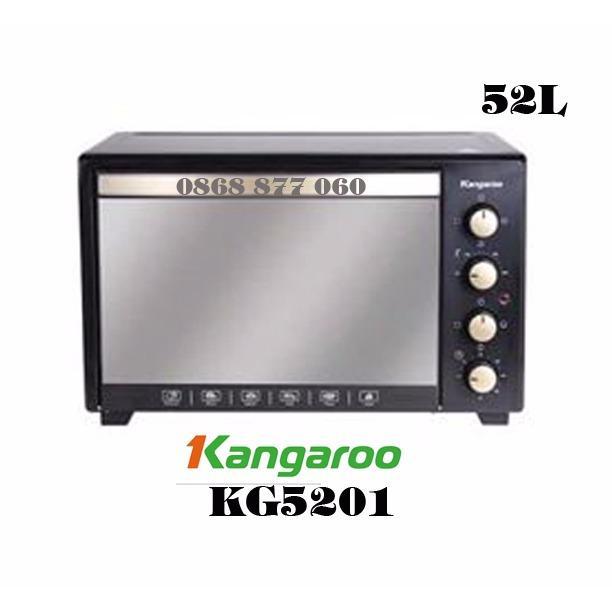 Lò nướng điện 52L KANGAROO KG5201