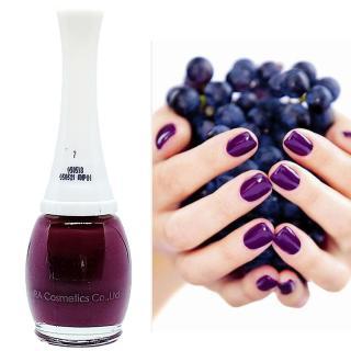 Sơn móng tay siêu sang chảnh Aroma Nails Lacquer Cao cấp Hàn Quốc No.07 (Màu tím) 12ml thumbnail