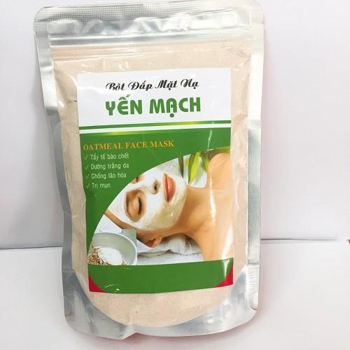 Bột Đắp Mặt Nạ Yến Mạch Oatmeal Face Mask 300g nhập khẩu