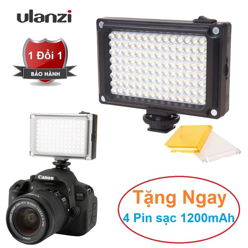 Đèn Led Mini Cho điện Thoại, Máy ảnh, Máy Quay Phím Ulanzi FT-96LED Có Giá Ưu Đãi