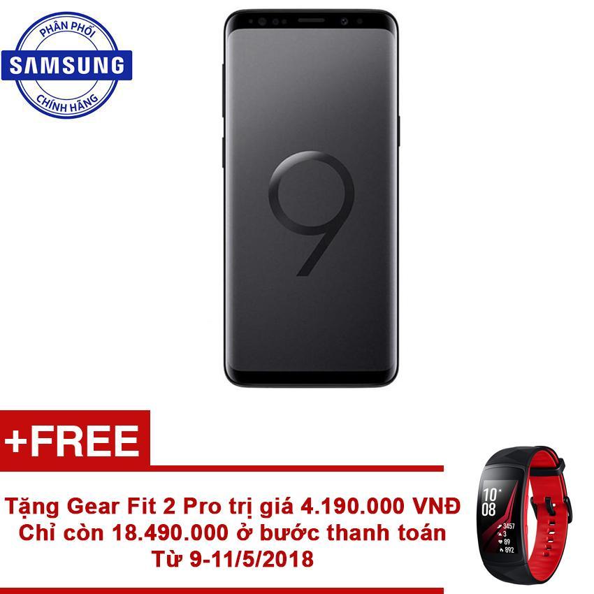 Samsung Galaxy S9 64Gb Ram 4Gb Đen Huyền Bi Hang Phan Phối Chinh Thức Samsung Chiết Khấu 40