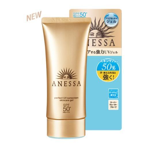 Gel Chống Nắng Anessa Perfect UV Sunscreen Skincare Gel SPF50+/PA++++ 90g Nhật Bản