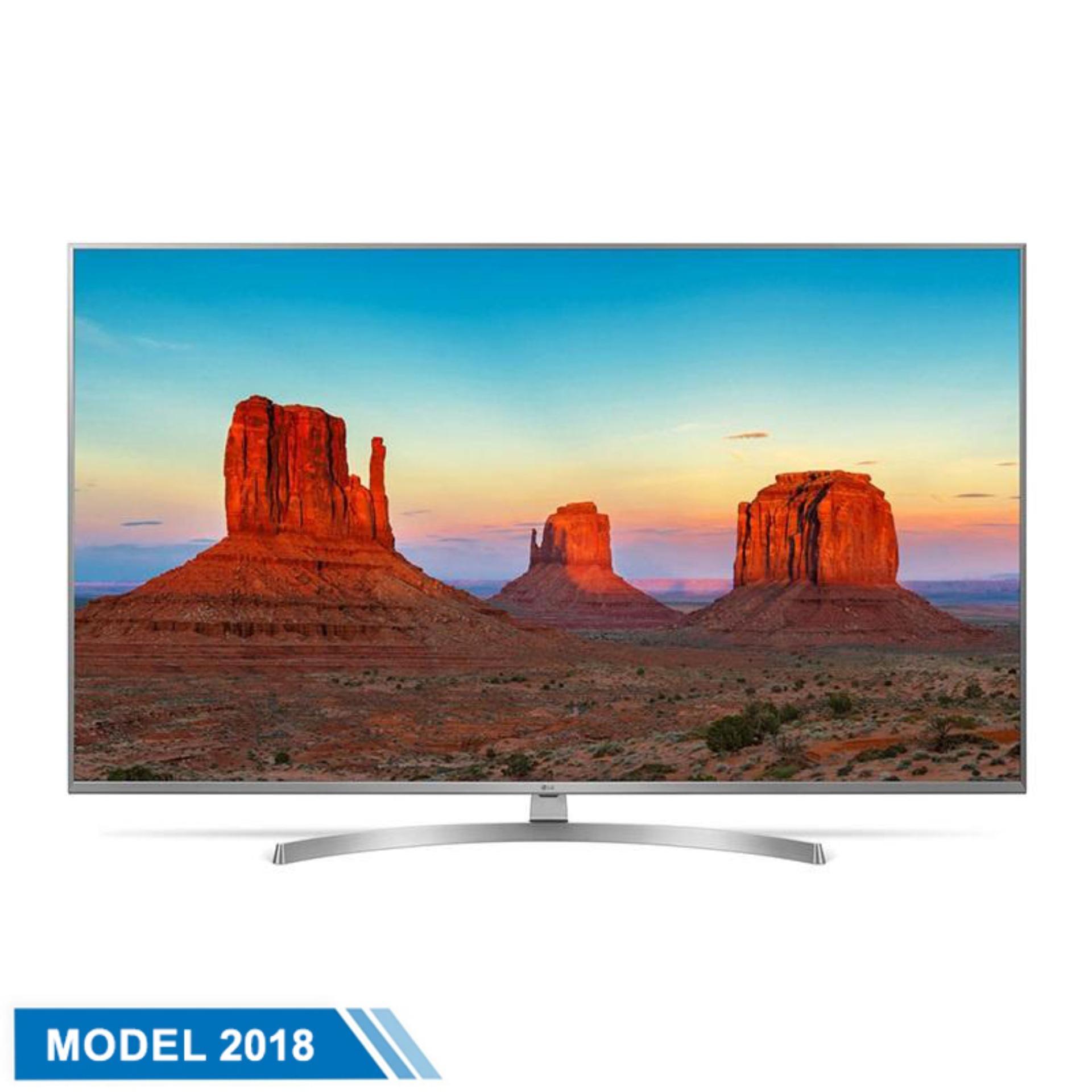 Hình ảnh Smart TV LG 49inch 4K Ultra HD - Model 49UK7500PTA (Bạc) - Hãng phân phối chính thức