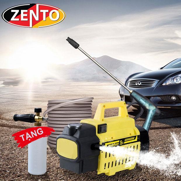 Máy xịt rửa xe áp lực cao  Zento ZN-S3 1800W