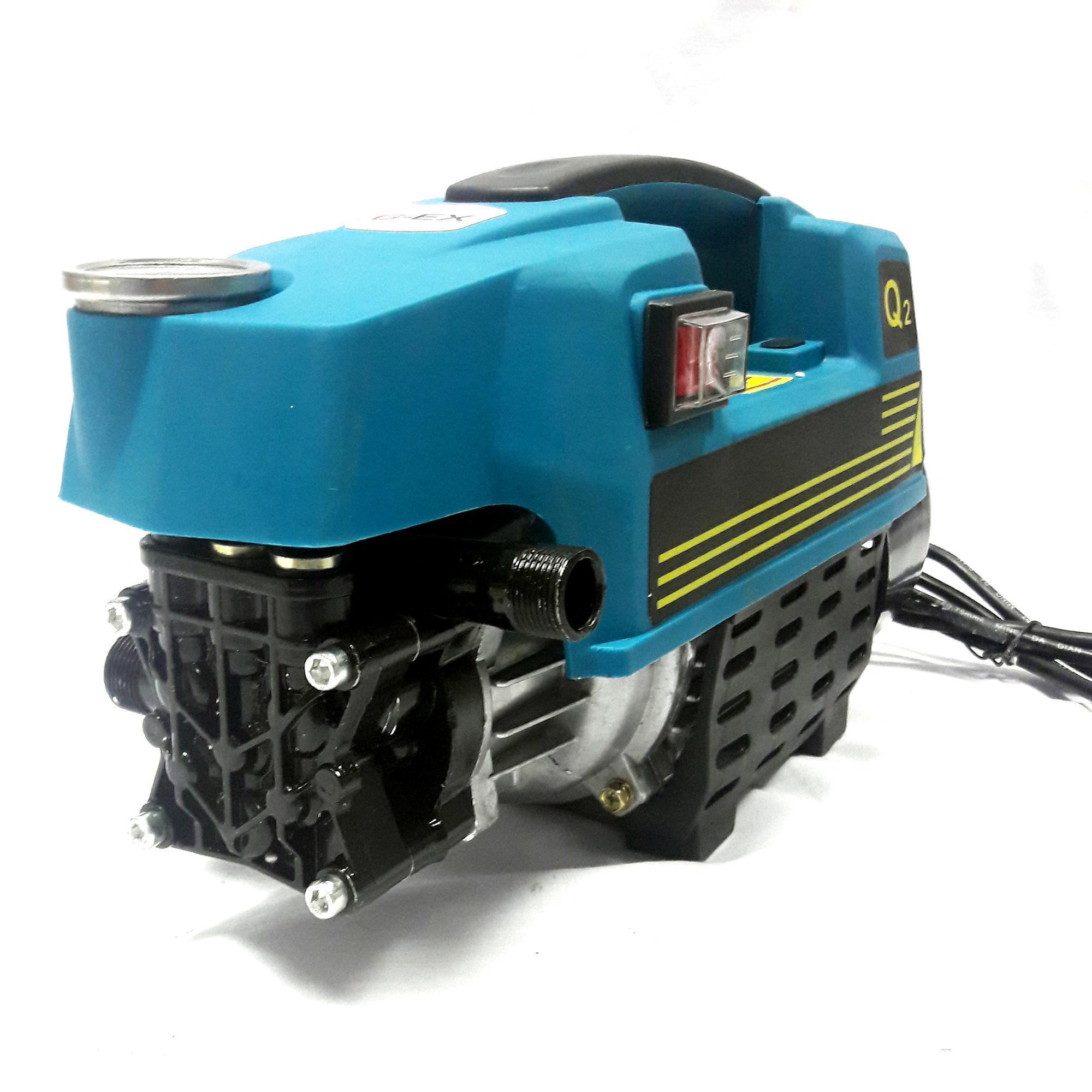Máy bơm xịt rửa xe áp lực cao 1500W GEX (có chức năng tự hút)
