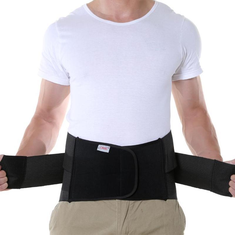 Đai thắt lưng hợp kim nhôm cỡ L - Hỗ trợ thắt lưng