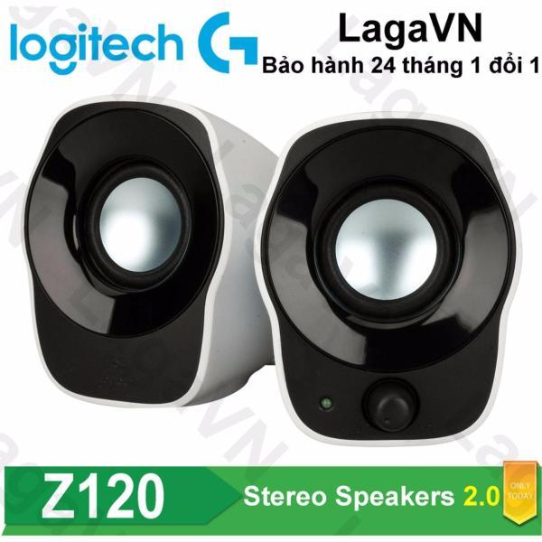 Bảng giá Loa vi tính Logitech Z120 Stereo Speakers - Hãng phân phối chính thức Phong Vũ