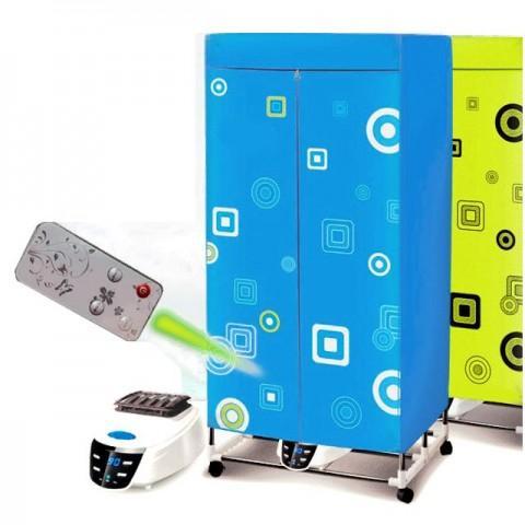 Hình ảnh Máy sấy quần áo giá rẻ tiết kiệm điện, cảm biến độ ẩm tự động