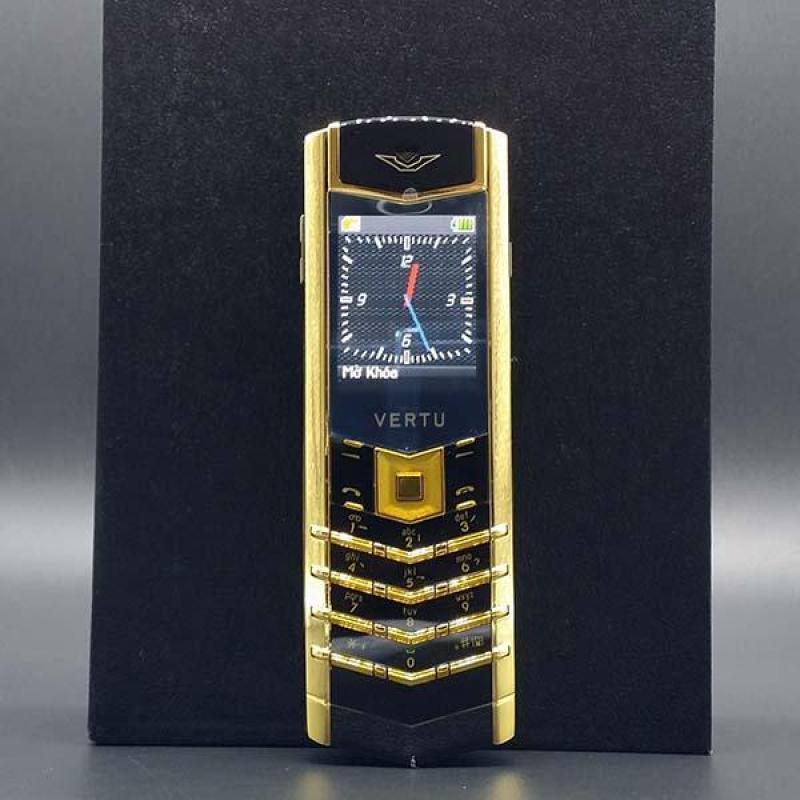Điện thoại độc vertu v8 giá rẻ 2 sim