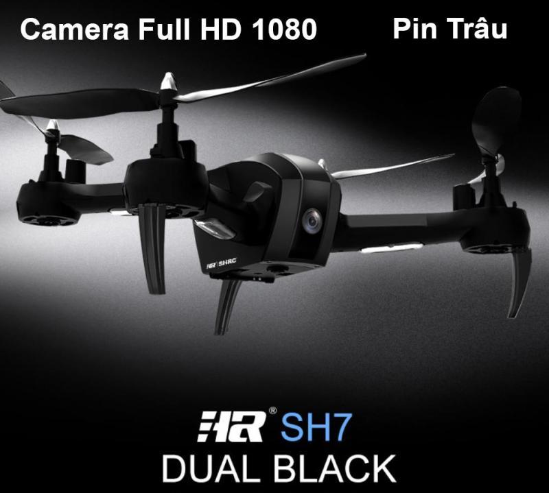 Flycam SH7HD - FULL HD 1080P, Pin trâu, Giá rẻ