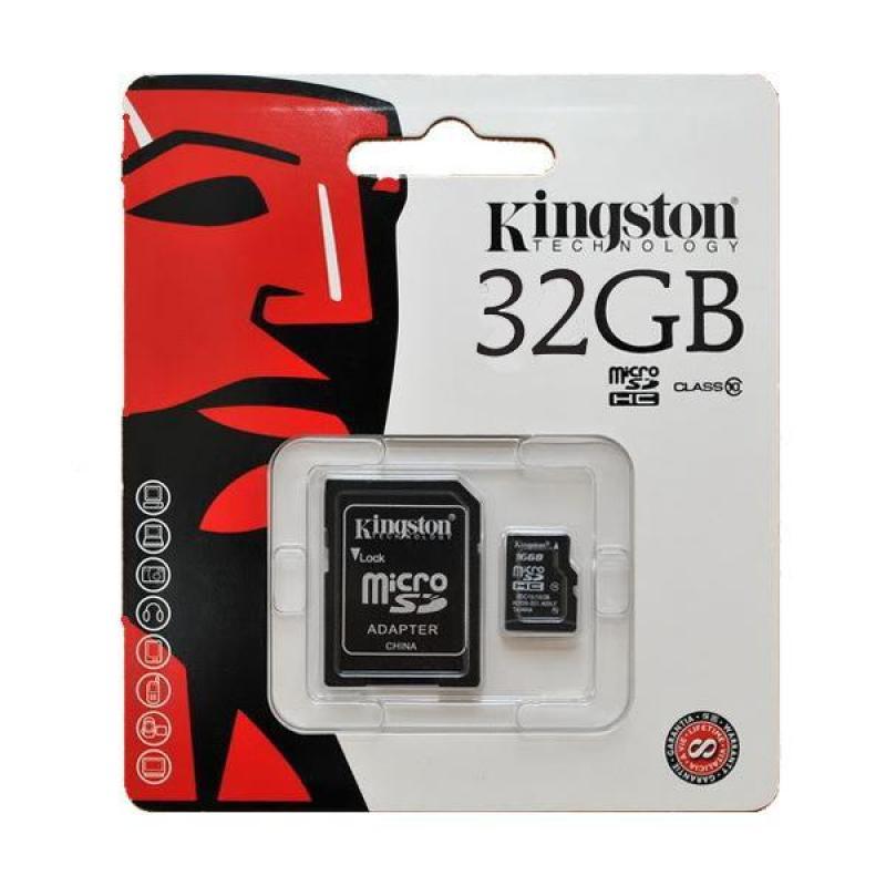 Thẻ nhớ MicroSDHC Kingston Class 10 32GB