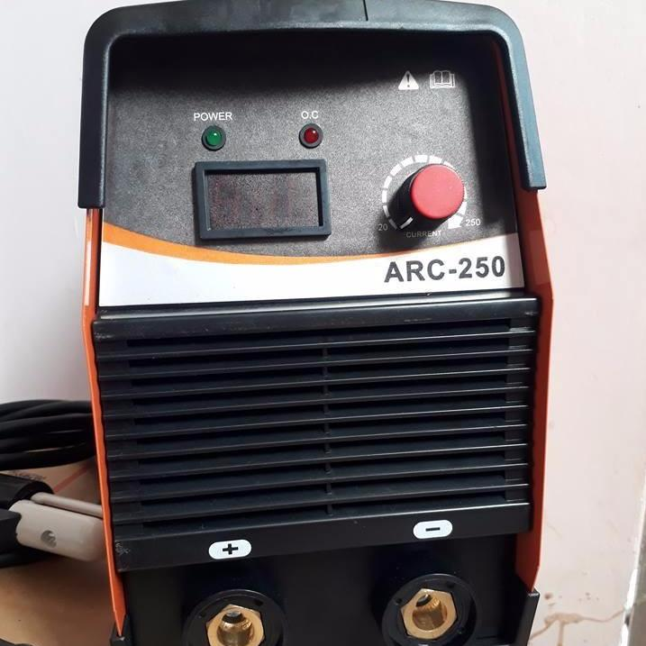 Máy hàn điện tử tự động Jasic ZX7-250 - bảo hành 12 tháng
