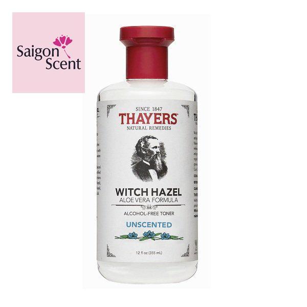 Nước hoa hồng Thayers Uncented tốt nhất