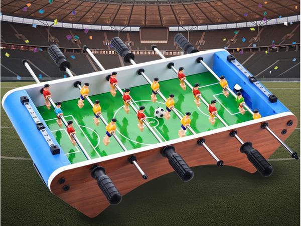 Hình ảnh Đồ chơi trẻ em cỡ lớn đồ chơi thể thao bàn đá bóng -AL