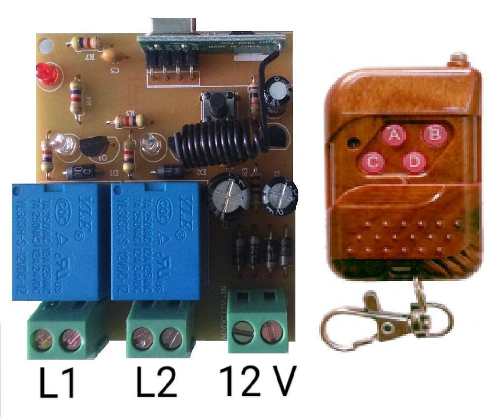 RF12V-2 LỆNH