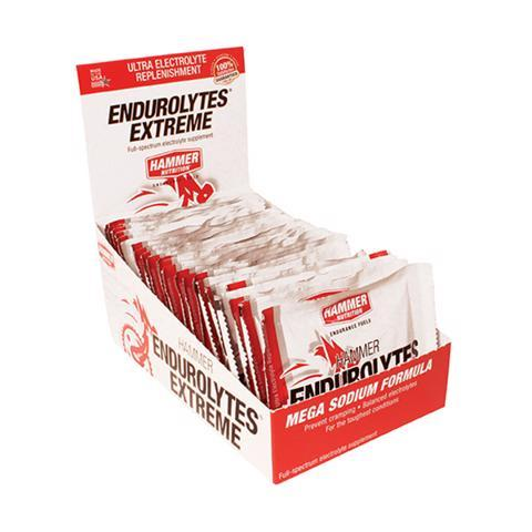 Viên uống điện giải  - Hammer Nutrition Endurolytes extreme Hộp 24 gói