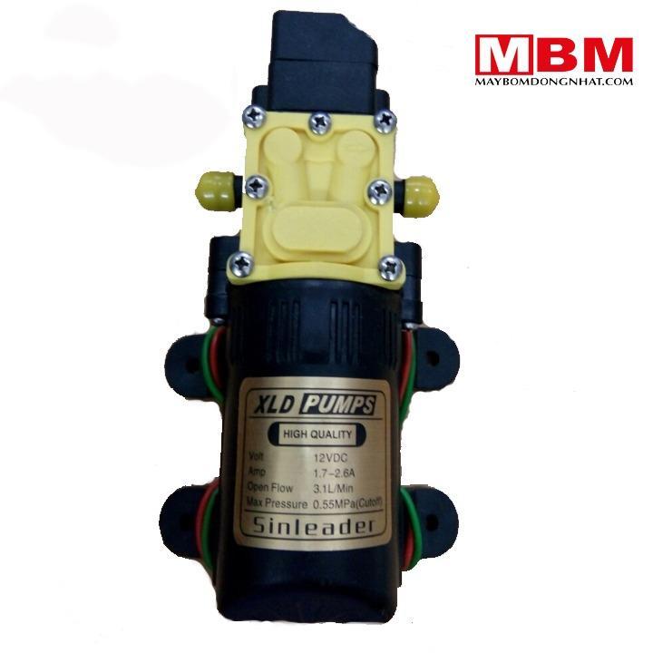 Giá Bán May Bơm Nước Mini Ap Lực 12V 30W 3 1L Xld Pumps