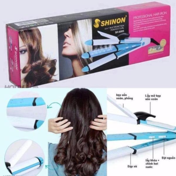 Máy tạo kiểu tóc đa năng 4 trong 1 Shinon-NOVA 8005 nhập khẩu