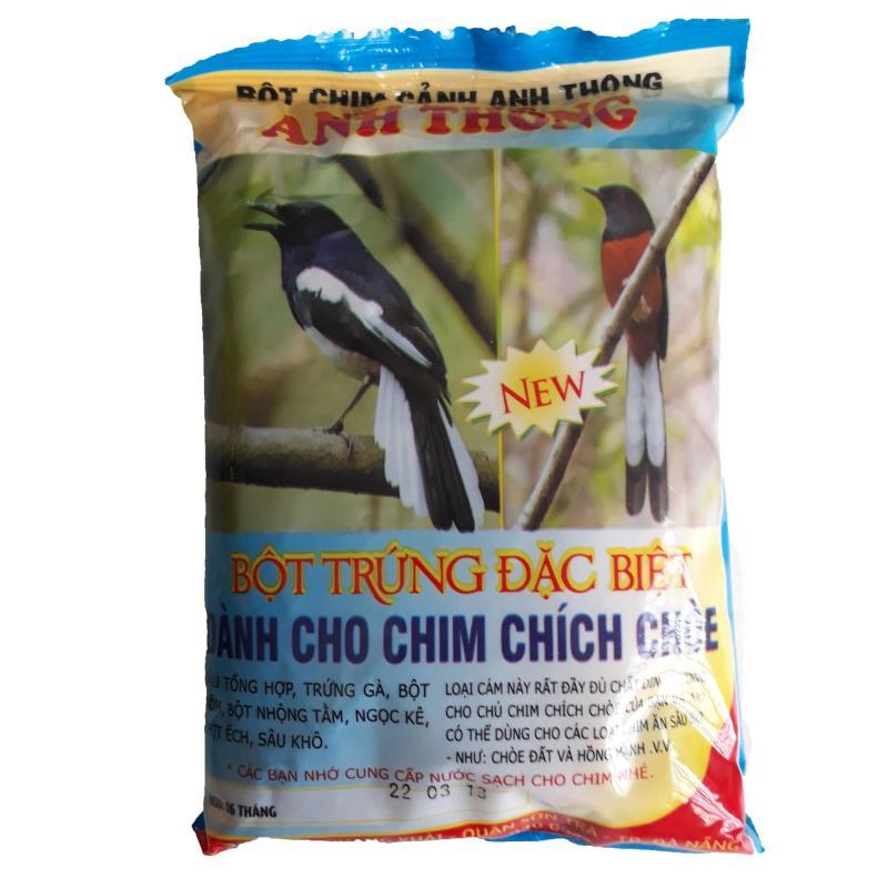 Thức Ăn Chim Chích Chòe Anh Thông (Viên) 150g - Cám Chim Chích Chòe