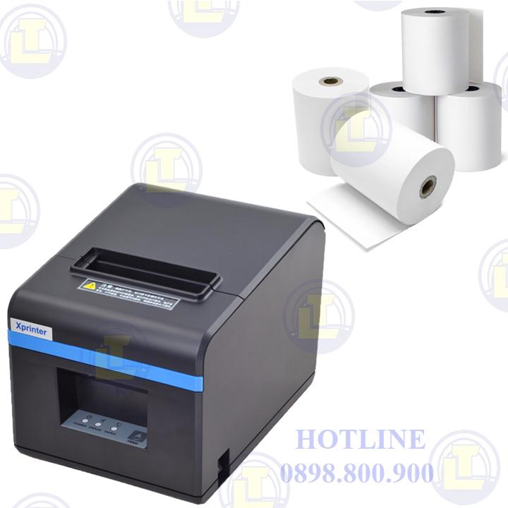 Máy in hóa đơn khổ 80mm Highprinter HP-160ii