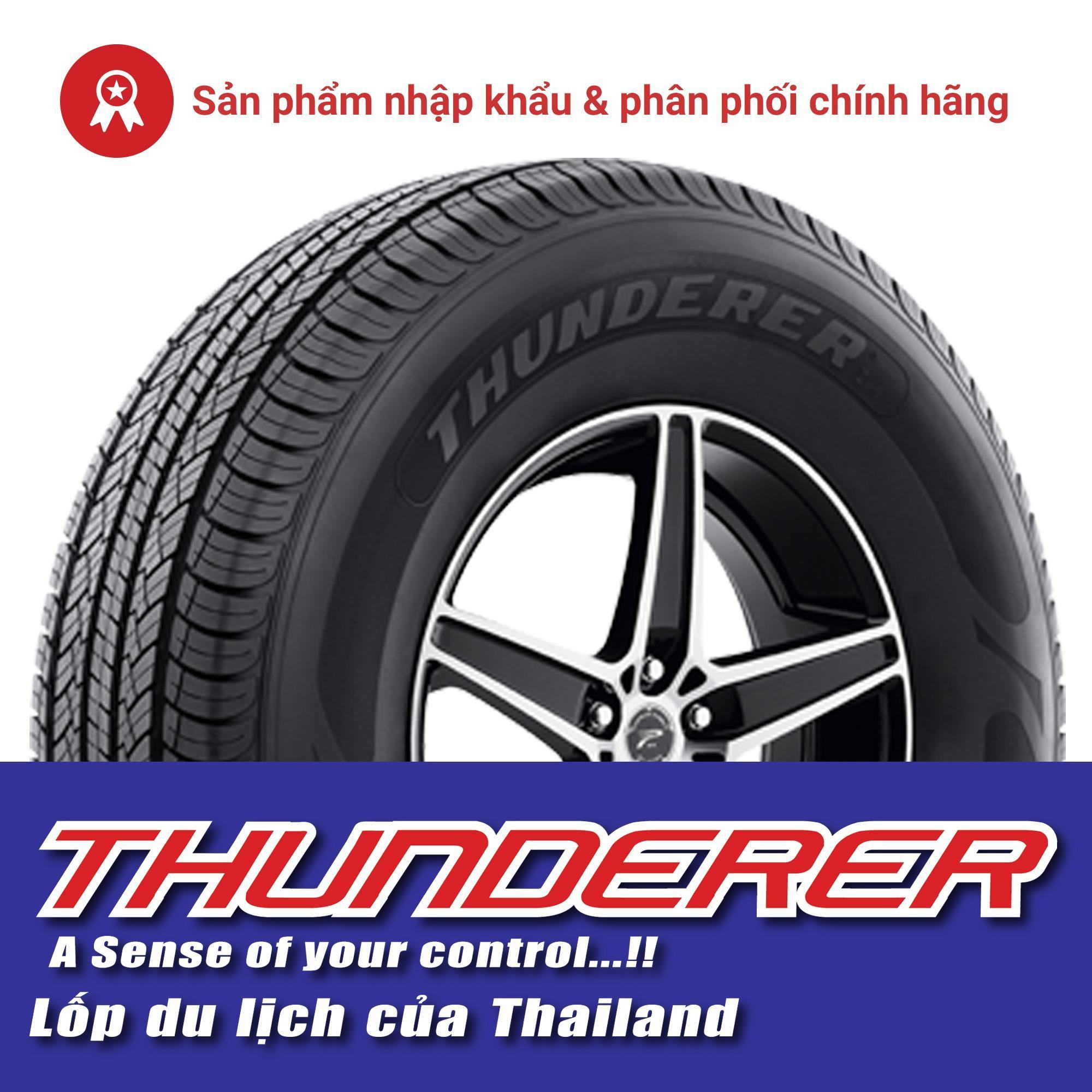 Ôn Tập Thay Cặp Lốp Vỏ Xe Oto 265 65R17 111H R601 Thunderer Chinh Hang Cho Xe Toyota Fortuner Toyota Hilux Toyota Landcruiser Mitsubishi Pajero Ford Ranger Combo 02 Lốp Vỏ Trong Hồ Chí Minh