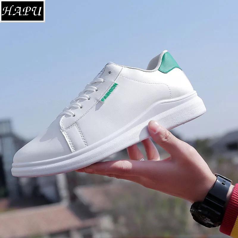 Ôn Tập Giay Sneaker Nam Got Mau Hapu Trắng Got Đen Trắng Got Xanh Mới Nhất