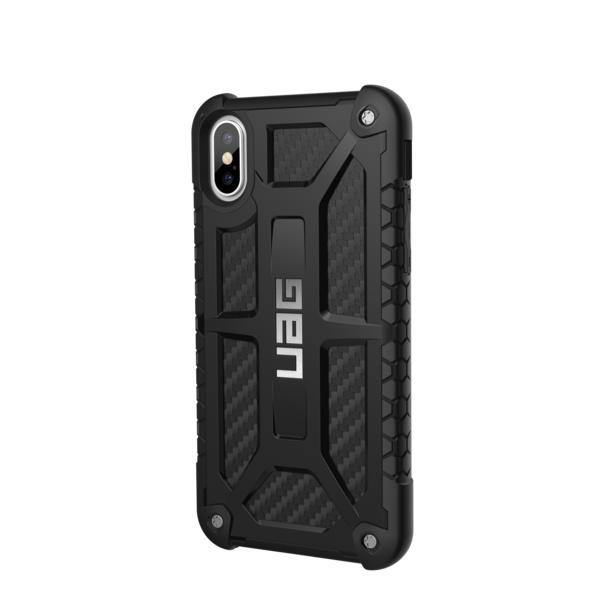 Mua Uag Iphone X Monarch Cacbon Carbon Fiber Mới Nhất