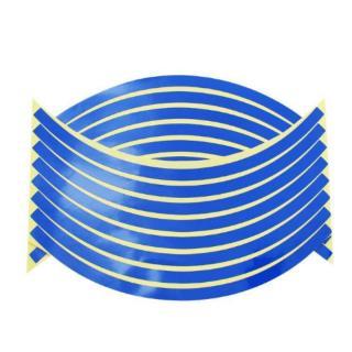 SIÊU HOT - Dacan,decan dan vanh xe,Bộ decan dán phản quang vành xe 206635 nhiều màu lựa chọn thumbnail
