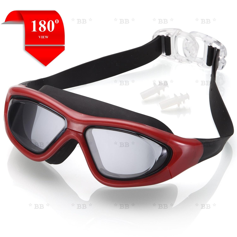 Kính bơi tầm nhìn rộng 180 độ, chống tia UV, đồ bơi chuyên dụng cao cấp - BlingBling Nhật Bản