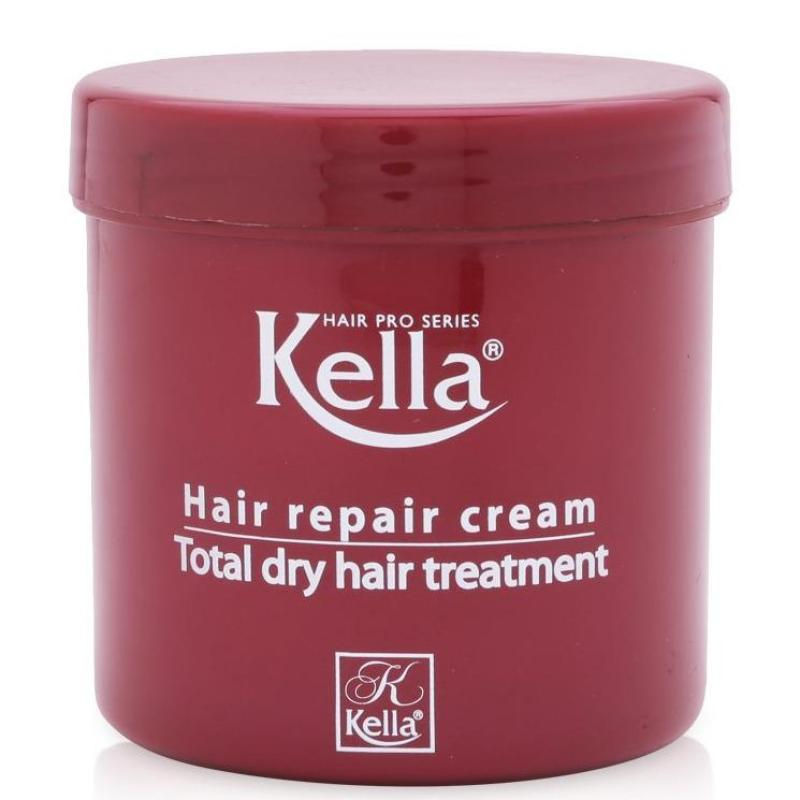 Hấp dầu suôn mềm bóng tóc Kella 500ml + 01 nón trùm tóc nhập khẩu
