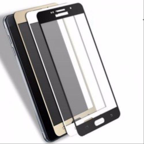 Hình ảnh Kính cường lực Samsung Galaxy J5 2016 Full màn hình 3D (màu đen) tặng kèm keo dán hở viền