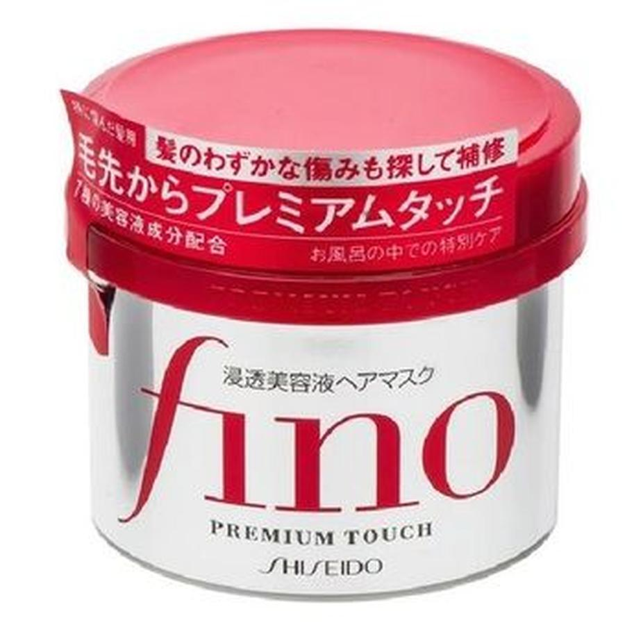 KEM Ủ HẤP TÓC FINO-SHISEIDO 230G - NỘI ĐỊA NHẬT