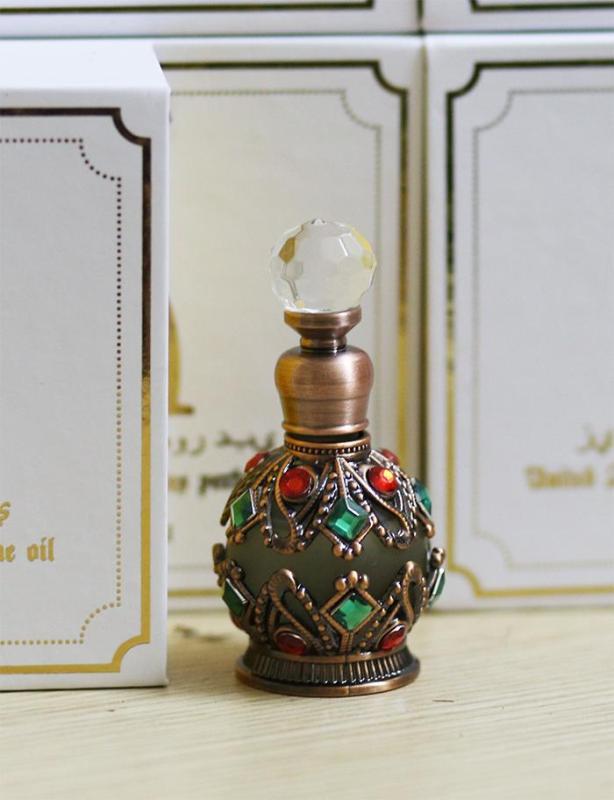 Tinh dầu nước hoa Dubai (nâu)