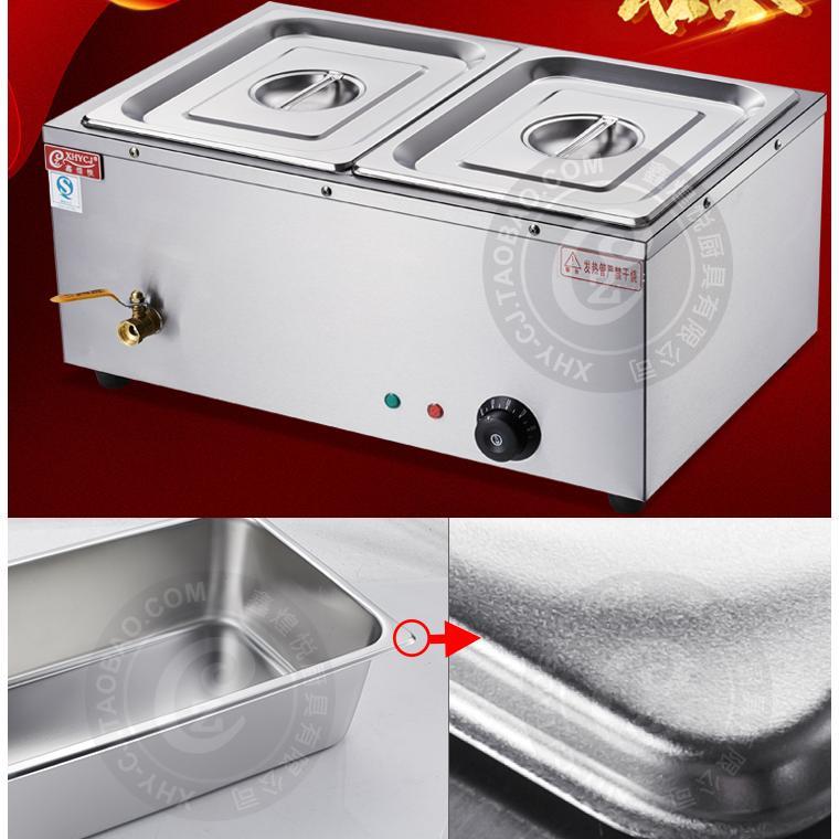 Hình ảnh Bếp hâm nóng thực phẩm cách thủy