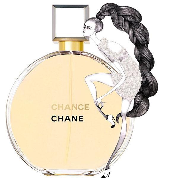 Nước hoa nữ Chanel Chance Eau De Toilette 100ml