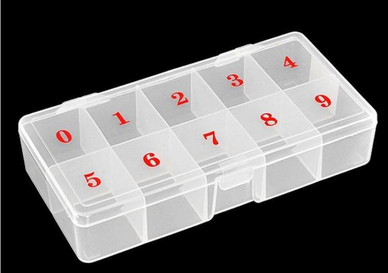 Hộp nhựa 10 ngăn