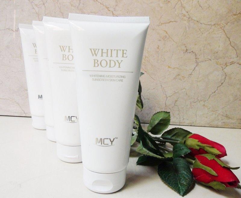 Kem dưỡng trắng da toàn thân Wite Body MCY