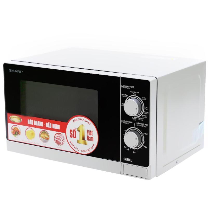 Bảng giá Lò vi sóng có nướng Sharp R-G222VN-S 20 lít Điện máy Pico